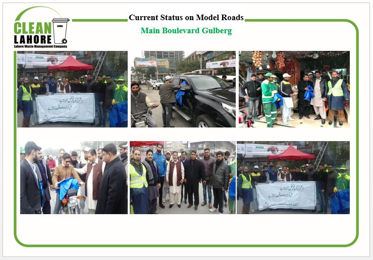 Cleanliness Awareness Drives 13 Model Road